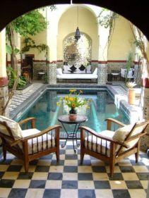 Cozy moroccan patio decor and design ideas (44)