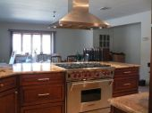 Creative kitchen islands stove top makeover ideas (10)