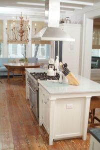 Creative kitchen islands stove top makeover ideas (44)