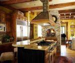 Creative kitchen islands stove top makeover ideas (9)