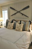 Easy diy rustic coastal decor that will beauty your home 11