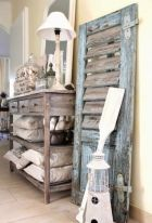 Easy diy rustic coastal decor that will beauty your home 13