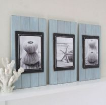Easy diy rustic coastal decor that will beauty your home 14