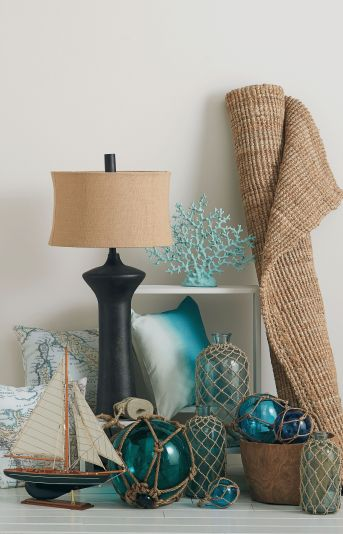Easy diy rustic coastal decor that will beauty your home 40