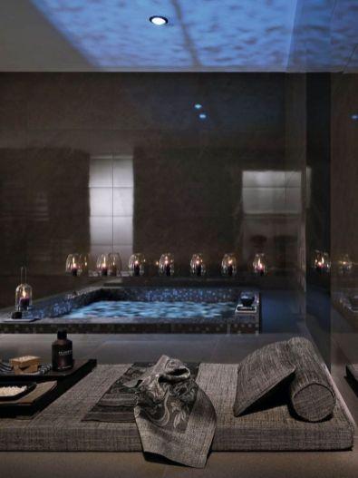 Excellent indoor spa decorating ideas 32