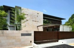 Exclusive and modern minimalist fence design ideas 32