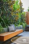 Exclusive and modern minimalist fence design ideas 45