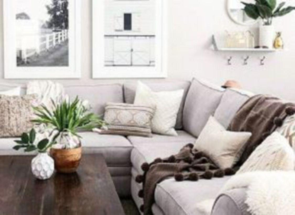 Fresh neutral color scheme for modern interior design ideas 16 ...