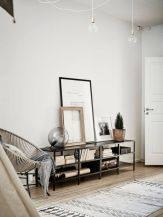 Fresh neutral color scheme for modern interior design ideas 26