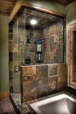 Gorgeous farmhouse master bathroom decorating ideas (16)