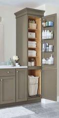 Gorgeous farmhouse master bathroom decorating ideas (36)
