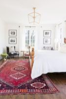 Inspired boho bedroom decorating ideas on a budget 42
