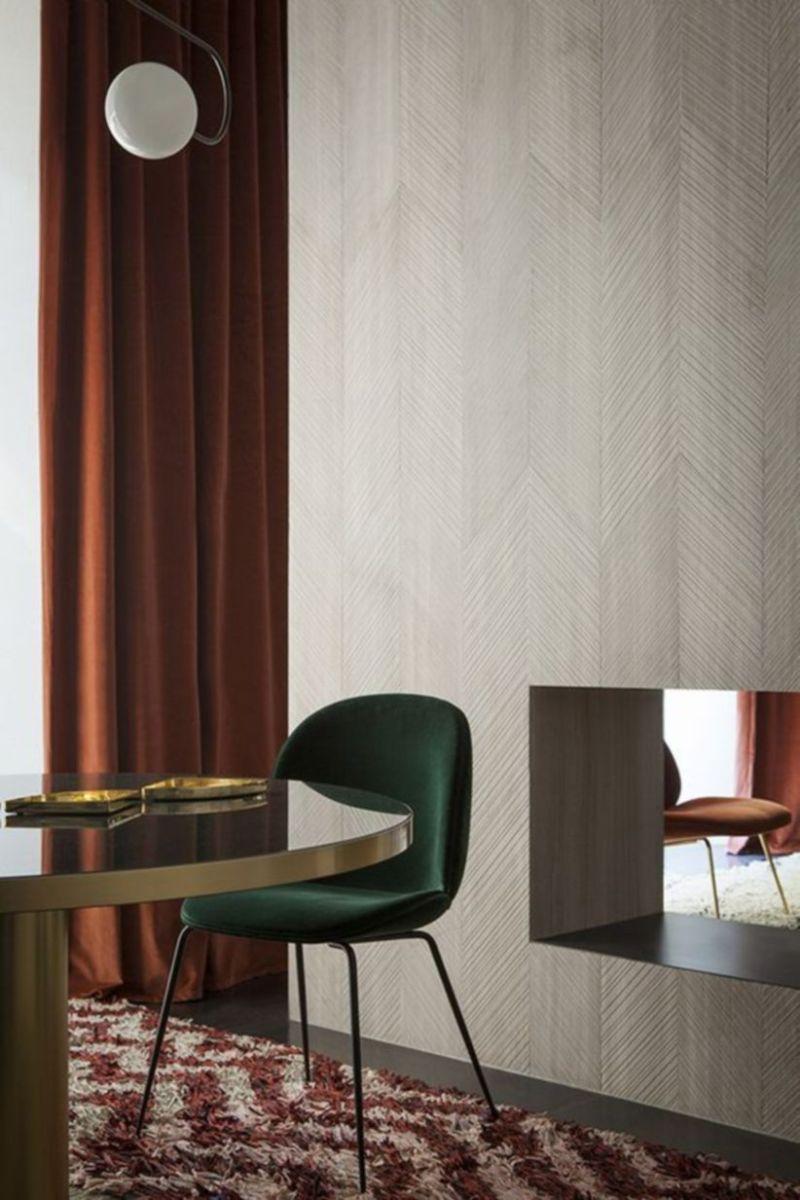 Luxury scandinavian taste dining room ideas (11)