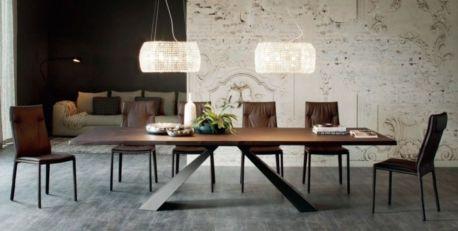 Luxury scandinavian taste dining room ideas (25)