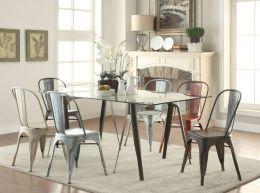 Luxury scandinavian taste dining room ideas (33)