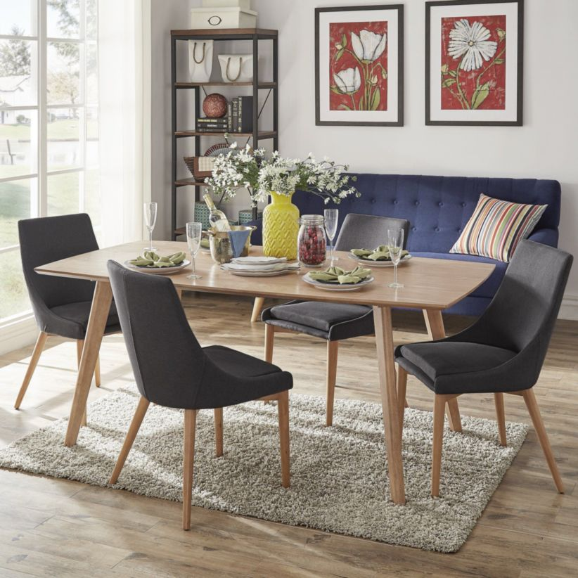 Luxury scandinavian taste dining room ideas (40)
