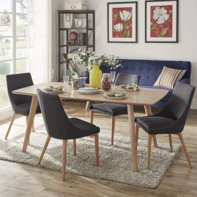 Luxury scandinavian taste dining room ideas (40)