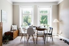 Luxury scandinavian taste dining room ideas (46)