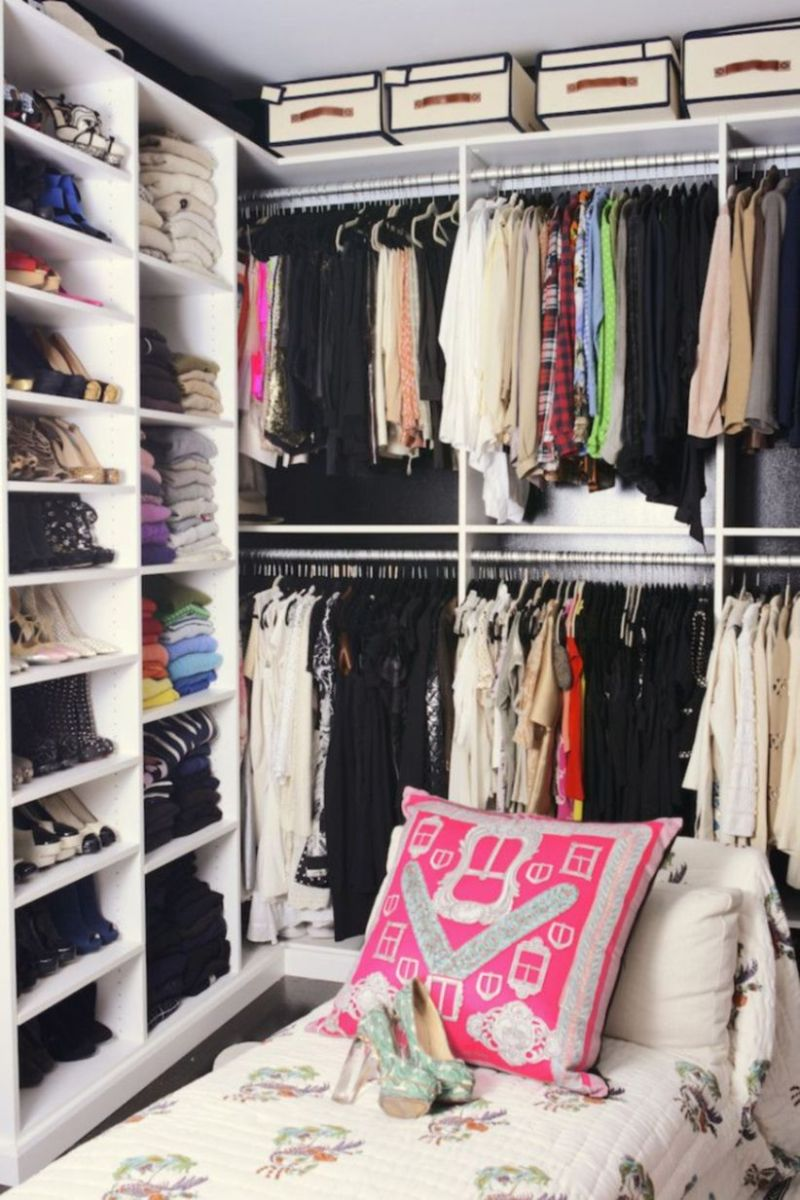 Magnificant closets ideas for your best clothes (28)