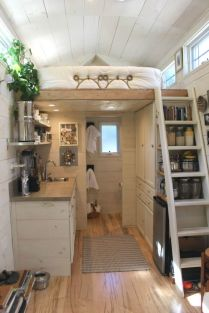 Perfect interior design ideas for tiny house 06