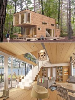 Perfect interior design ideas for tiny house 17