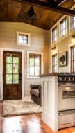 Perfect interior design ideas for tiny house 21