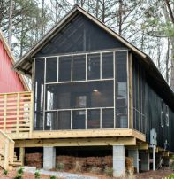 Perfect interior design ideas for tiny house 40