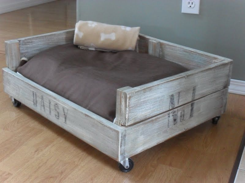 Admirable diy pet bed 11