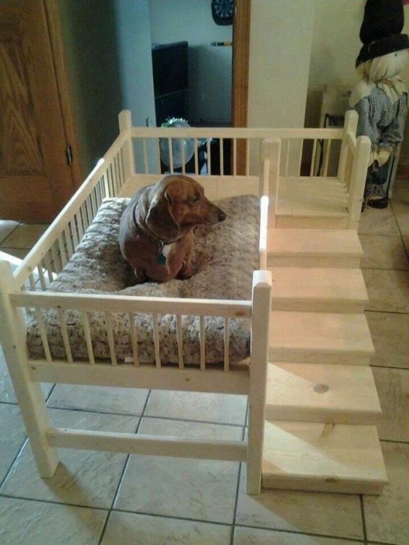 Admirable diy pet bed 17