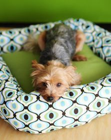 Admirable diy pet bed 19