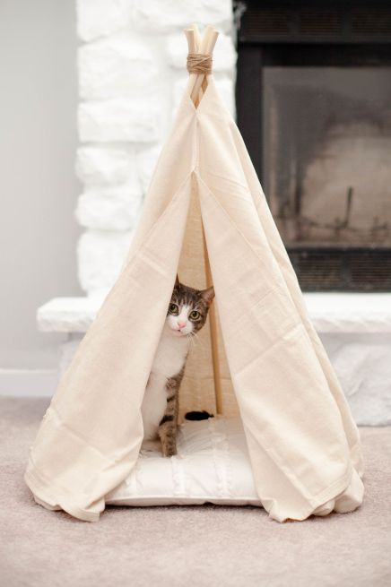 Admirable diy pet bed 39