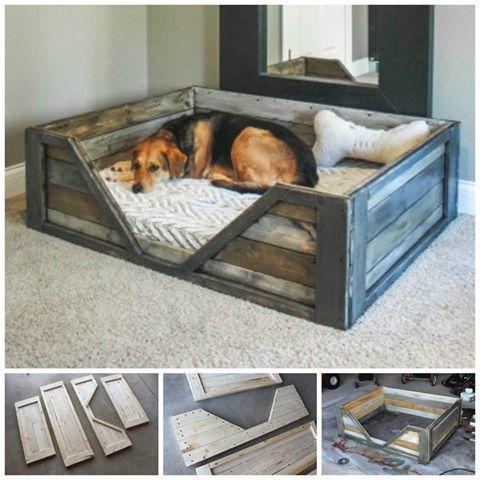 Admirable diy pet bed 42
