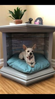 Admirable diy pet bed 47