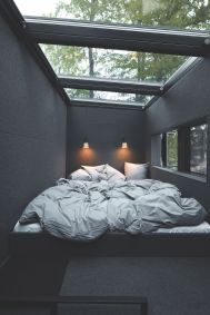 Astounding bedrooms with skylights that everyone will adore 02