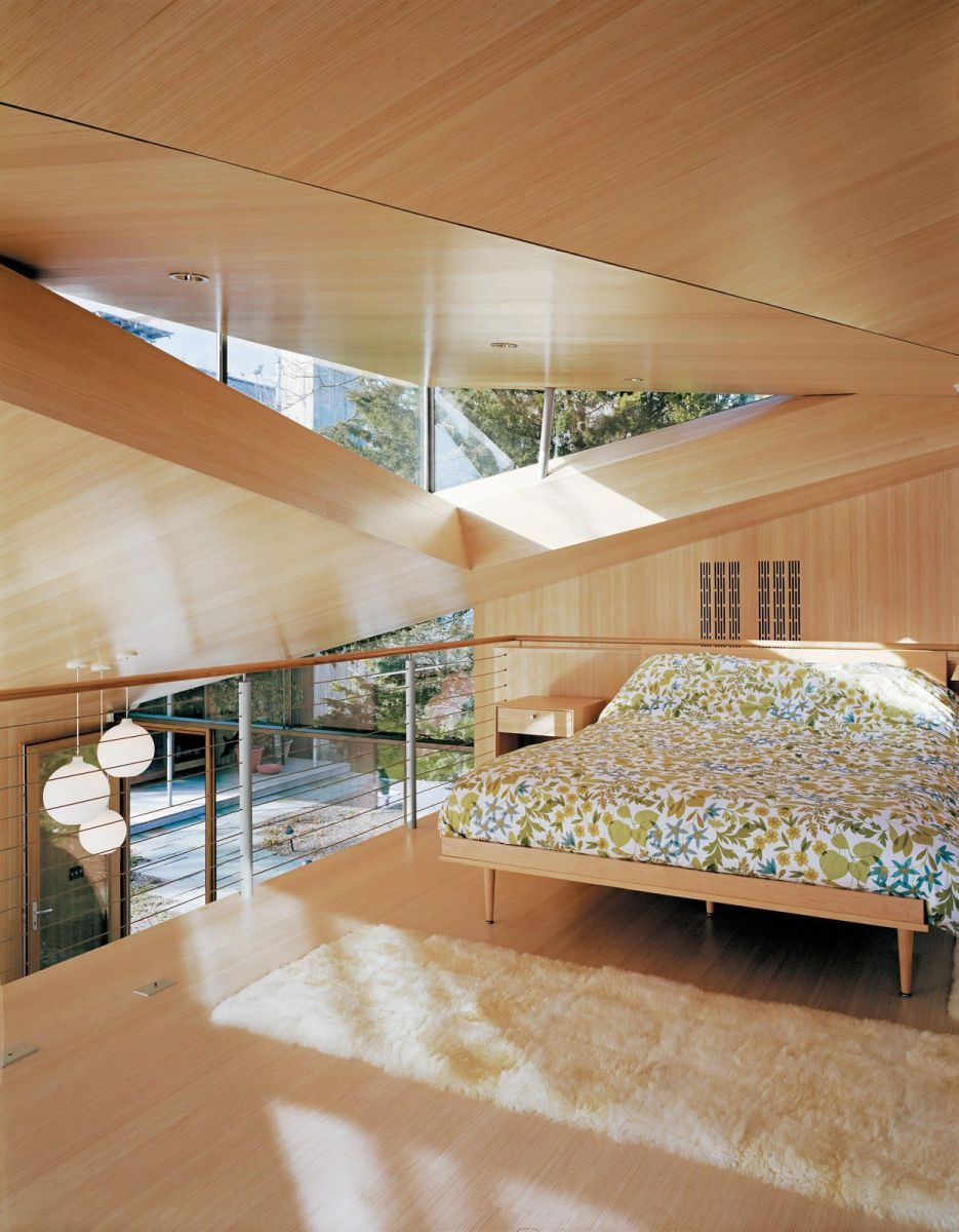 Astounding bedrooms with skylights that everyone will adore 08