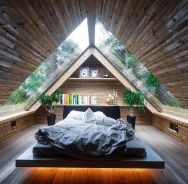 Astounding bedrooms with skylights that everyone will adore 29