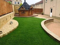 Awesome ways to creatively edge your garden 03