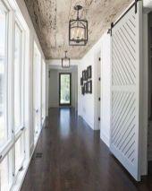 Best way using barn doors inside 26