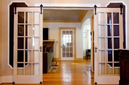 Best way using barn doors inside 36