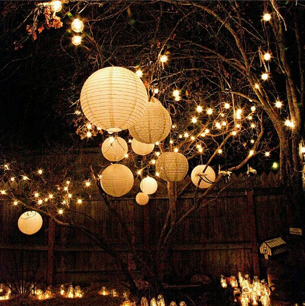 Catcht outdoor lighting ideas light garden style 15