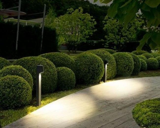 Catcht outdoor lighting ideas light garden style 25