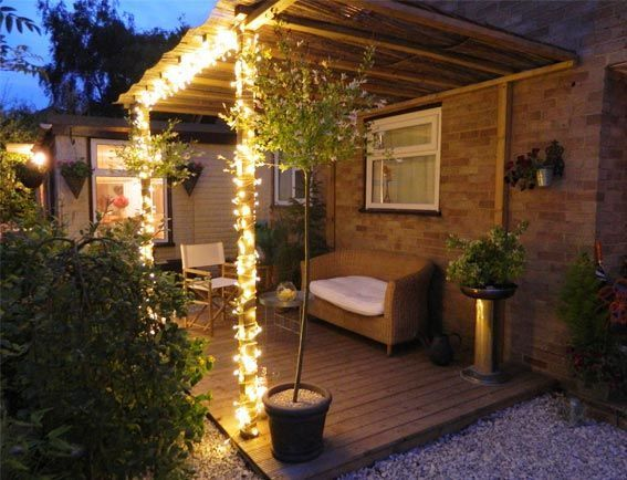 Catcht outdoor lighting ideas light garden style 27