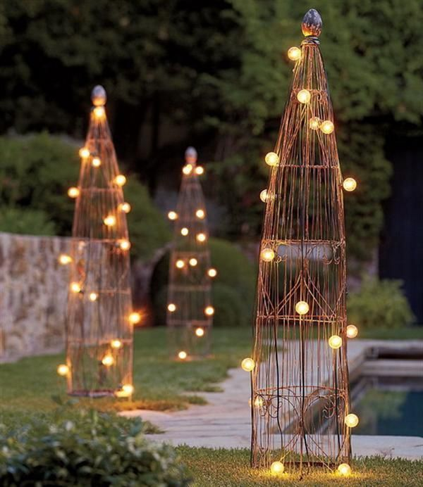 Catcht outdoor lighting ideas light garden style 36