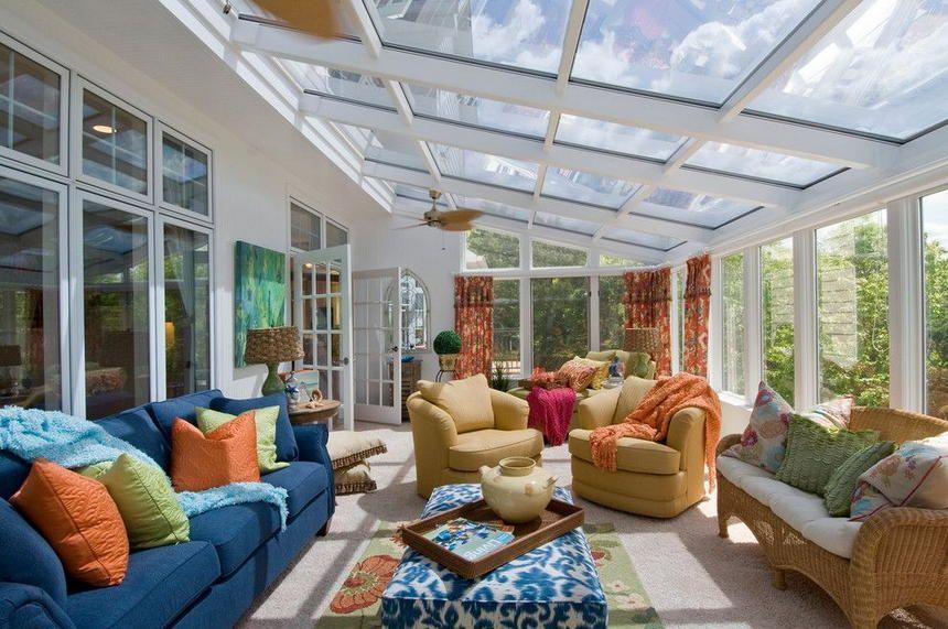 Creative best sunroom designs 05