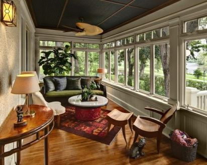 Creative best sunroom designs 20