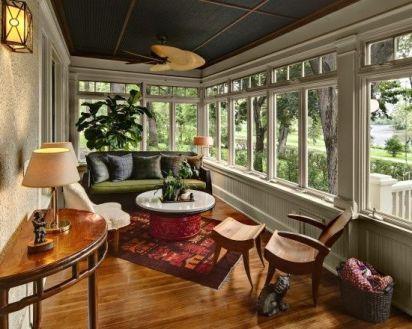 Creative best sunroom designs 20