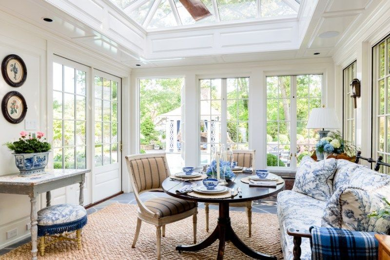 Creative best sunroom designs 34