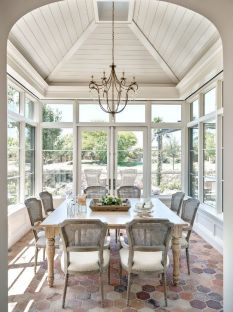 Creative best sunroom designs 35