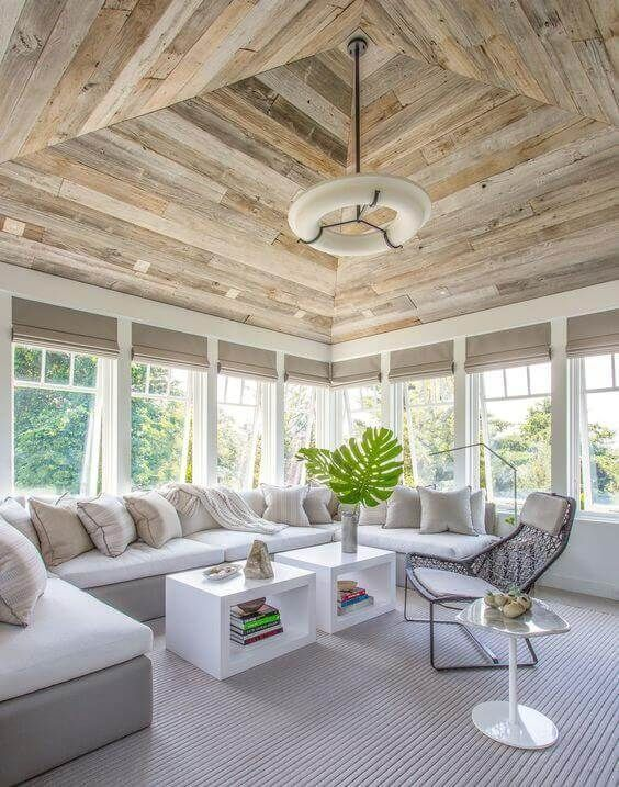 Creative best sunroom designs 42