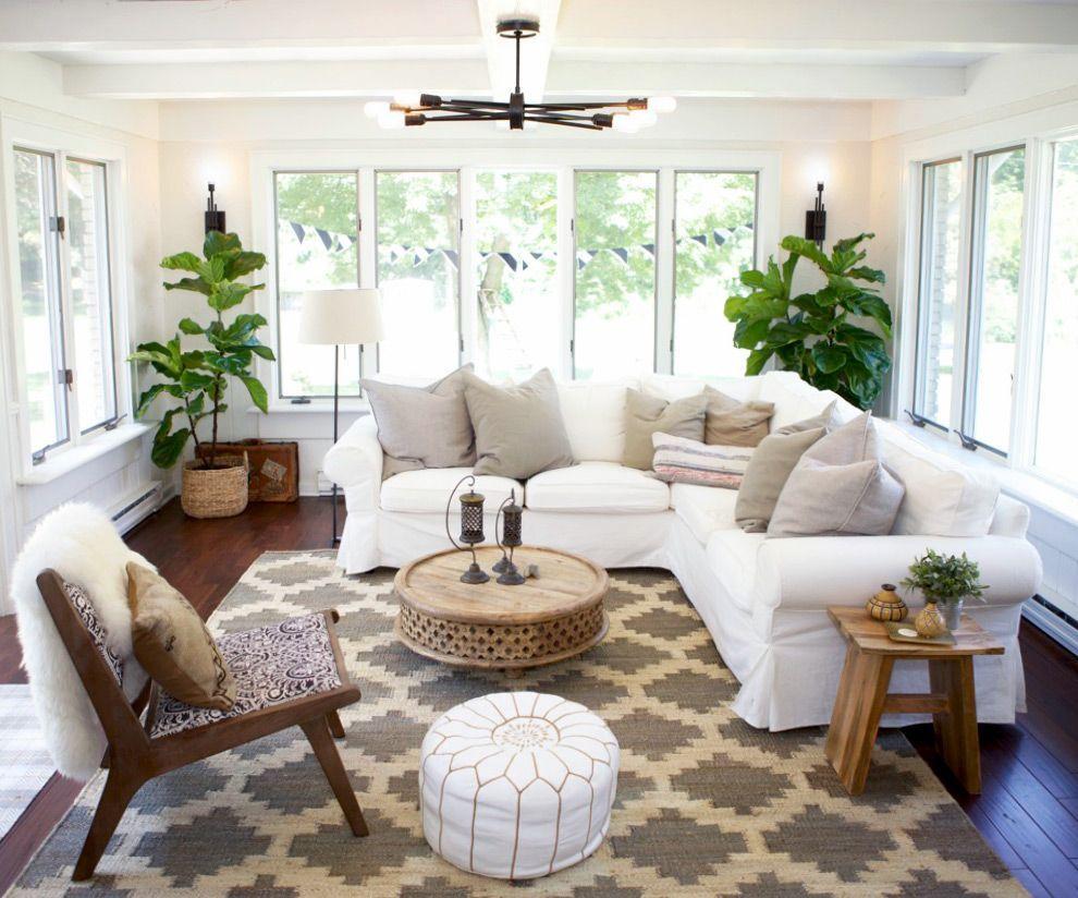 Creative best sunroom designs 46